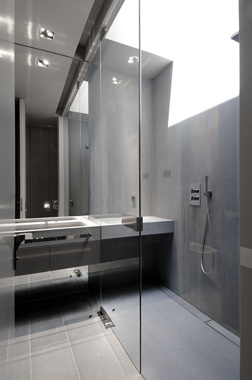 A Cero Projects Concrete House Ii Pinterest Bath Bath Room And Concrete Houses