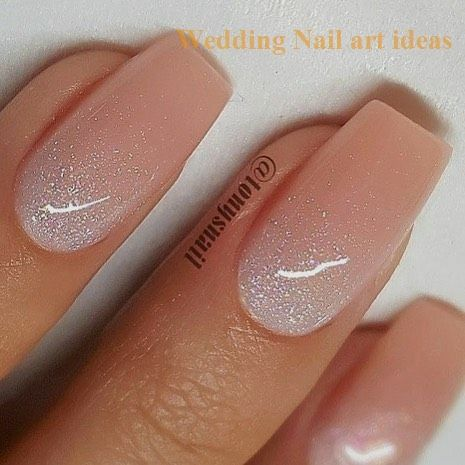 35 simple ideas for wedding nails design 1 wedding in