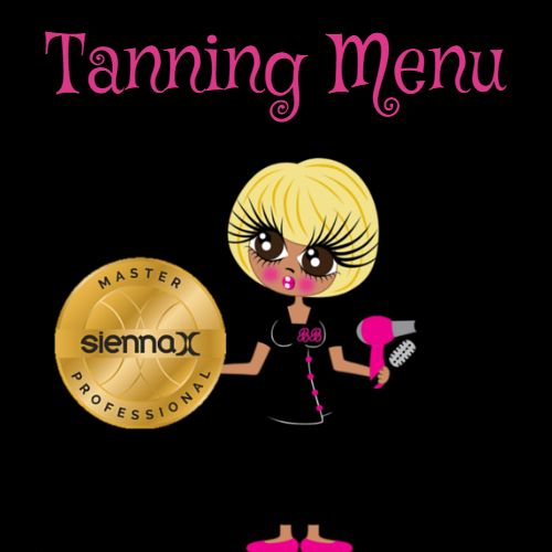 Having been trained by celebrity tanner and expert, James Harknett, I am pleased to offer you a comprehensive tanning menu enabling me to create the perfect spray tan just for you.