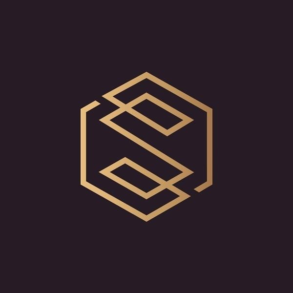 Letter S Logo Symbol Best Classsy Elegant Gold Initial