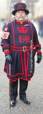 National Costumes of the World - Beefeater