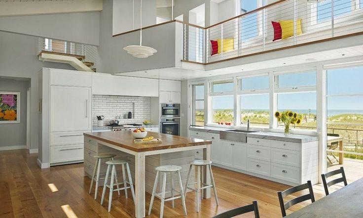 Kitchen Design Layouts Open Plan