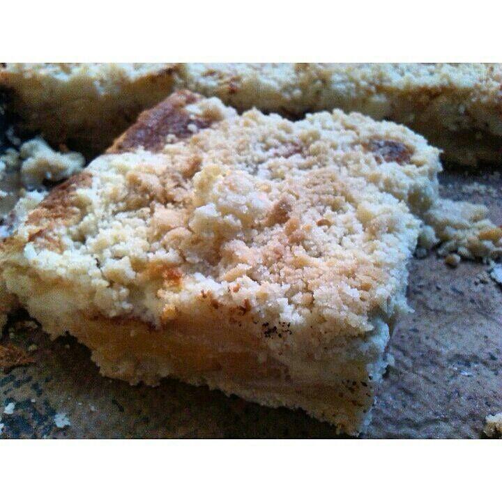 Kohupiima-õunakook purukattega ( ubinafestivali parimaks tunnustatud kook 2014a)