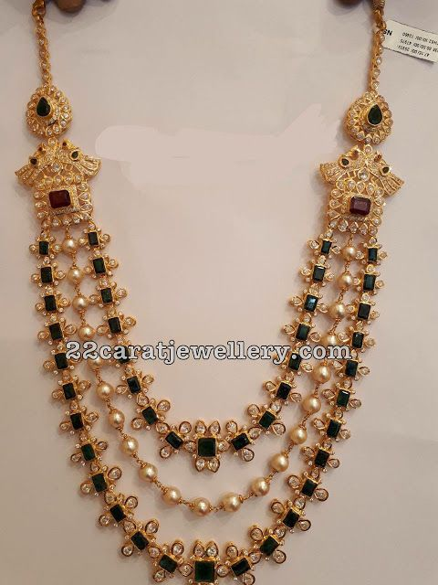 162 Grams Long Haar by Mahalaxmi Jewellers