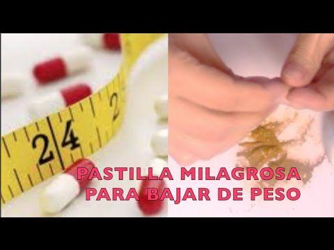HAZ tu Pastilla QUEMAGRASA para Bajar de Peso / DIY MIRACLE DIET PILL - YouTube