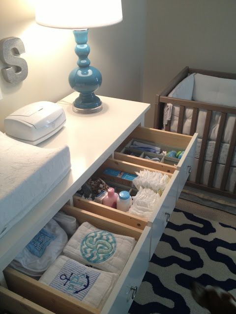 Every Step Of Furnishing The Nursery From Crib To Nick Knacks