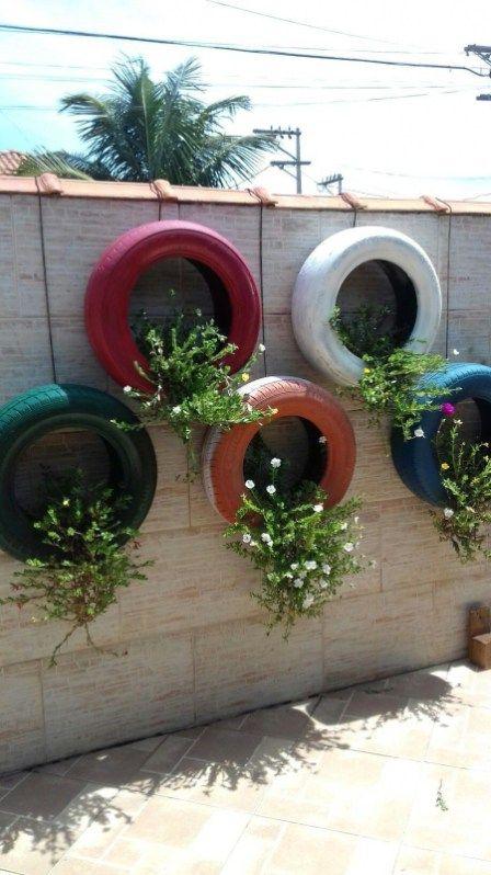47+ Enchanting DIY Vertical Planter