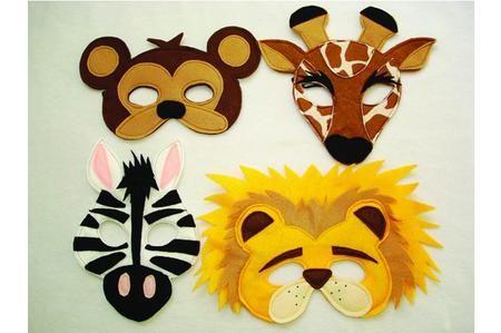 http://comefar.altervista.org/come-realizzare-simpatiche-maschere-di-animali-in-feltro/