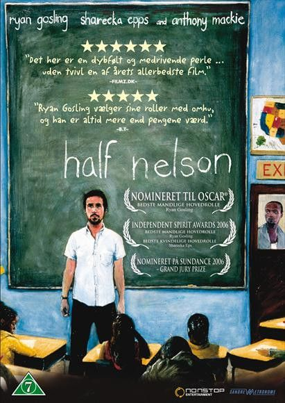 Half Nelson (Swedish) 11x17 Movie Poster (2006)
