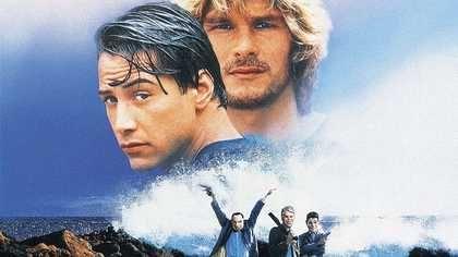 Gefährliche Brandung – Point Break (1991 Filmkritik)