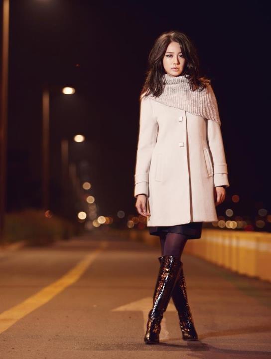 I Love This Coat And Boots Yoon Eun Hye My Style Pinterest Coats Yoon Eun Hye And Blazers