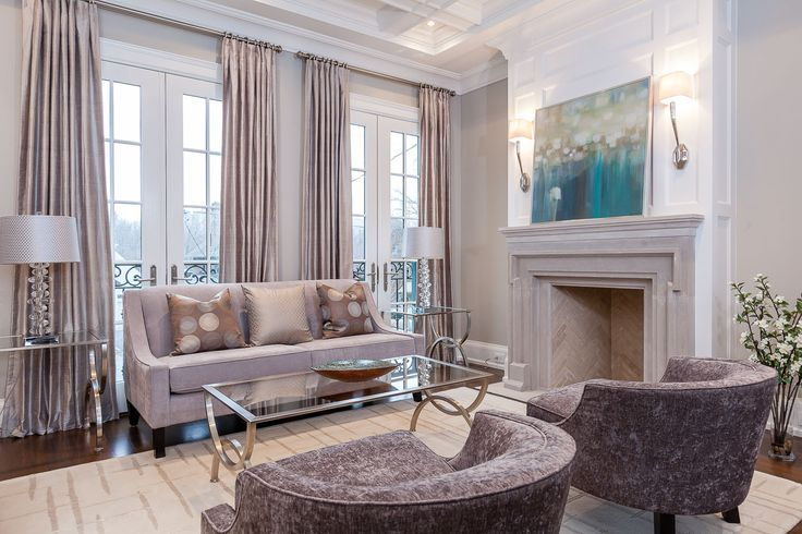 Home Staging Toronto Project Glengowan Road - Living Room Photo 4