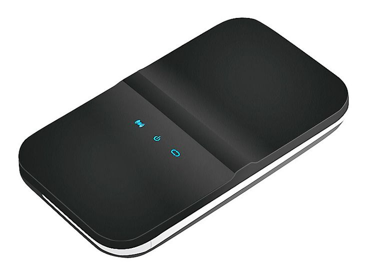 simvalley MOBILE 3in1 WLAN-Hotspot mit 3GUMTS-Modem