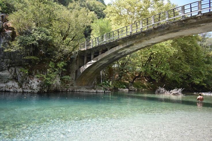 Voidomatis river- Epirus- Greece