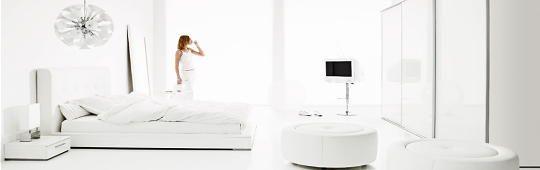 Slaapkamer Interieur Tips   Bij het ontwerpen of opnieuw inrichten van een slaapkamer bedenk eerst wat je zelf comfortabel en rustgevend vindt en werk dat verder uit.