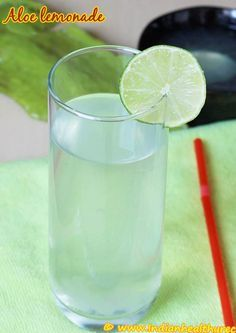 Aloe-vera Juice: Learn how to make aloe-vera juice and to extract the gel from the leaf with step by step pictures....best way to detoxify!