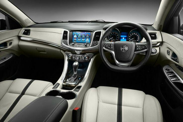 Holden VF Commodore Calais-V interior
