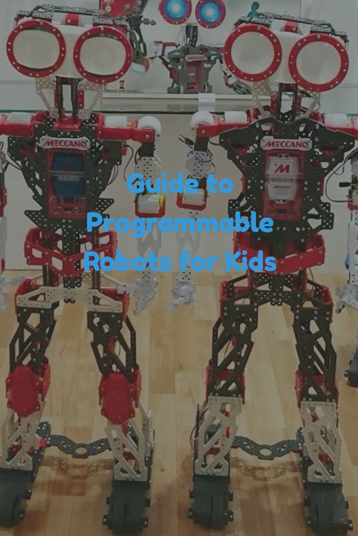 Which programmable robot should you buy? Guide to Programmable Robots for Kids.