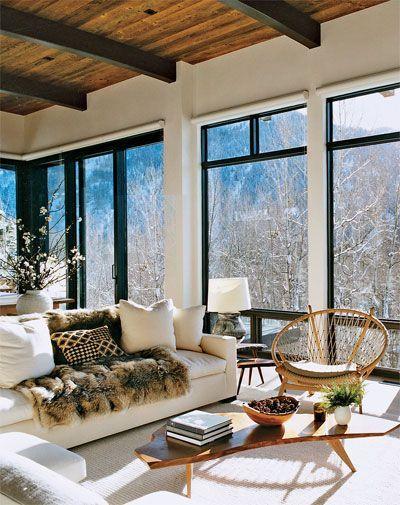 Best 25+ Modern Lodge Ideas On Pinterest