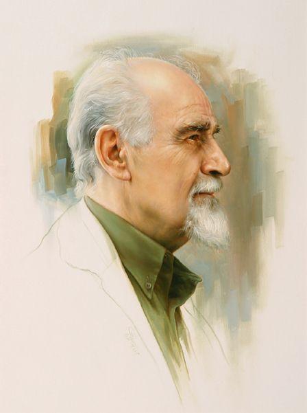 Ο συγγραφέας Haj Janadi. (2002)
