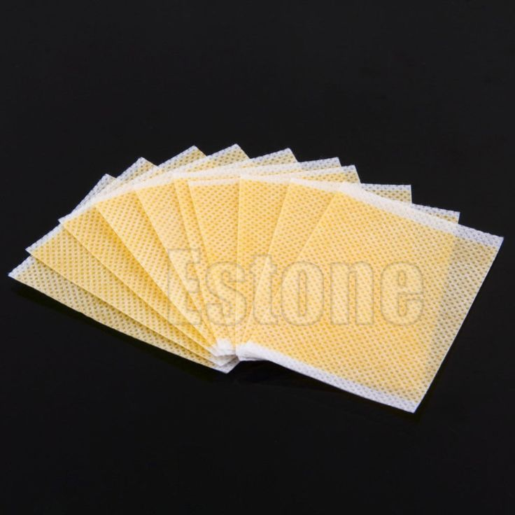 U119 10pcs Lose weight Health Slimming Belly Trim Slim Diet Detox Patches