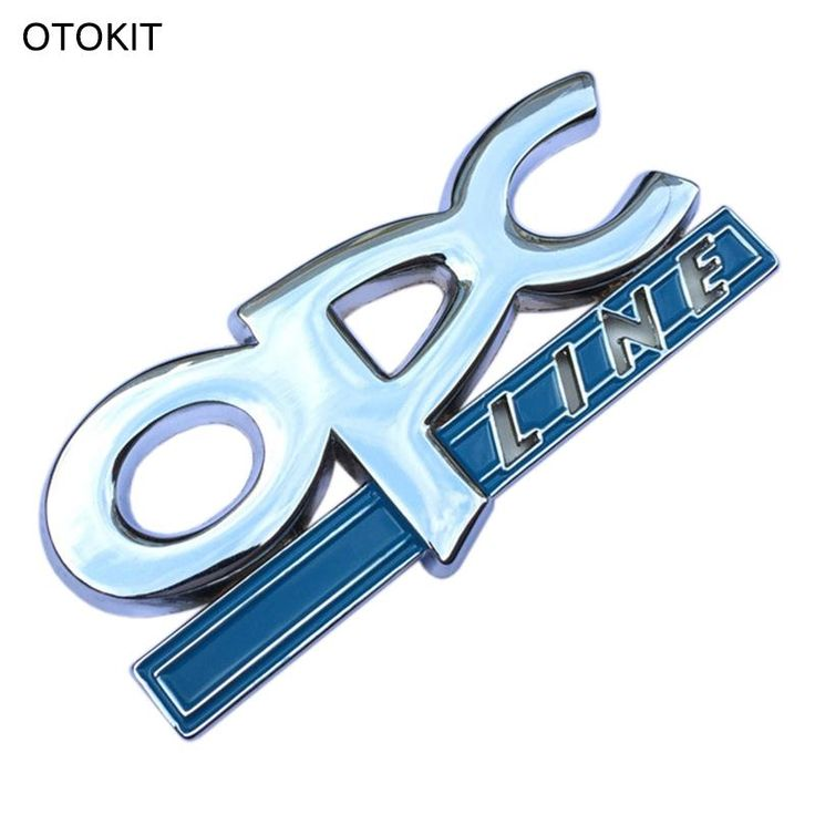 3D Metal OPC LINE Emblem Car Side Tail Badge Sticker for OPEL Zafira b Corsa d Insignia Mokka Regal Astra g h Vectra c - $7.99