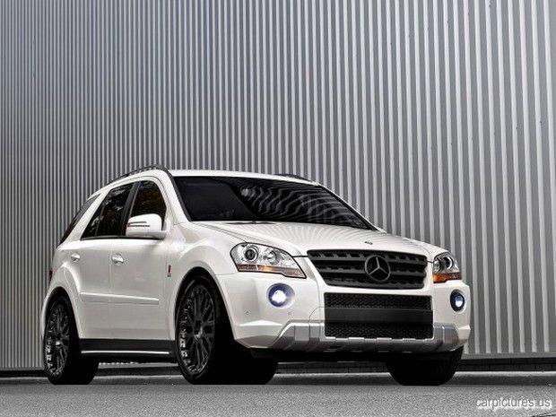 Kahn Design Mercedes-Benz ML350 Bluetech powered by Brabus