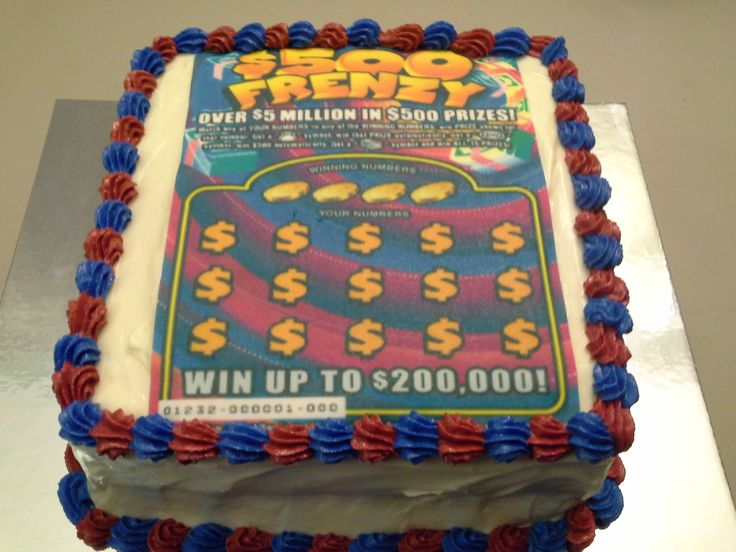 Free Birthday Lottery ~ Best images about th birthday on pinterest a well cakes and lotto tickets