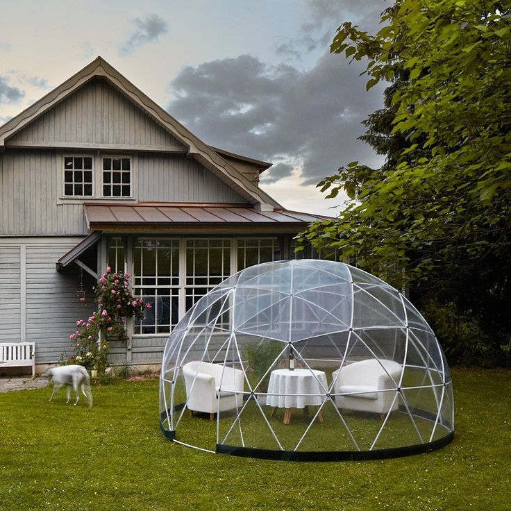 13 best images about need gardening help on pinterest gardens geodesic dome and popular - The garden igloo ...