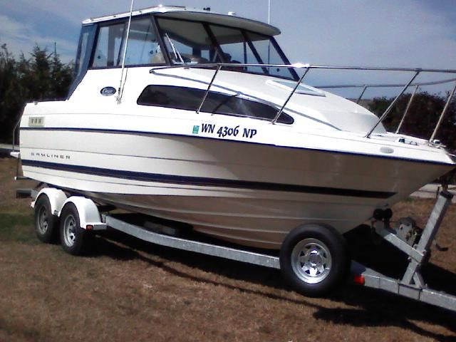 21 Cuddy Cabin Boat gig harbor wa | Year: 2004 Length: 22ft Condition: Used