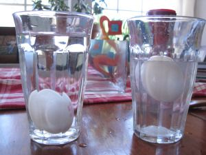 Egg, Salt and Water Trick - Bible Object Lesson