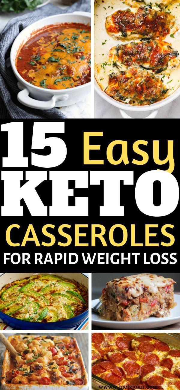 15 Super Delicious Keto Casserole Recipes For Rapid Weight Loss