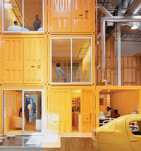 1000 images about container houses on pinterest shipping containers shipping container - Container homes in los angeles ...