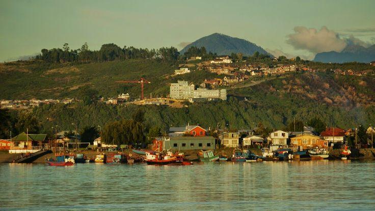 De Vuelta al Mundo: Tierra firme, Puerto Montt