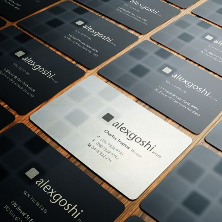 13 best Creative Designs images on Pinterest | Business cards ...