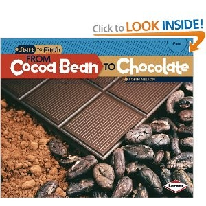 From Cocoa Bean to Chocolate - I love to read non-fiction books to the kids and show parents how much kids love them!