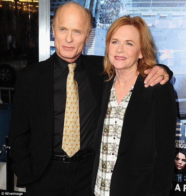 Ed Harris and amy Madigan - Married in 1983