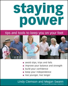 The book gives practical and inspirational advice on how to prevent falls in your life: through a combination of exercise and a healthy, active approach, you can beat what seem like inevitable outcomes of getting older.