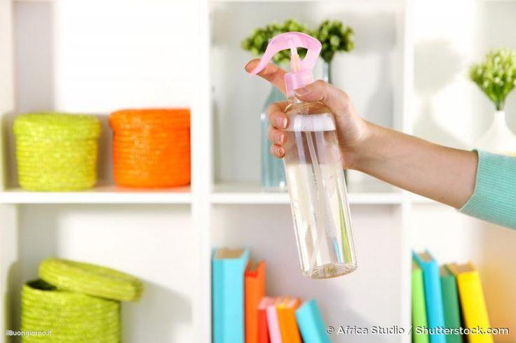 Deodorante casa DIY