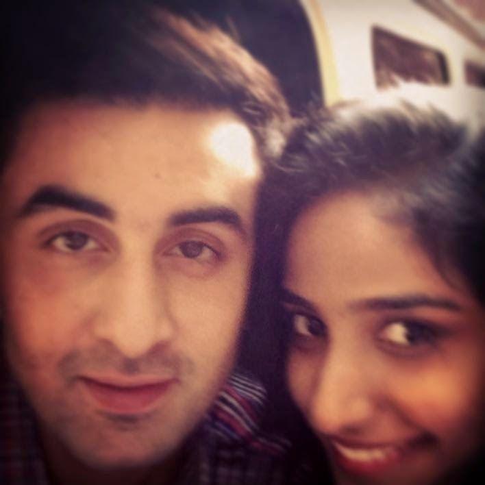 selfie lovers: Ranbir Kapoor Selfie