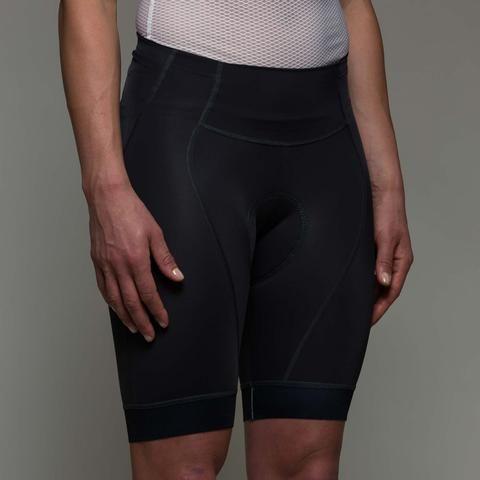 Padded Shorts - Charcoal trim