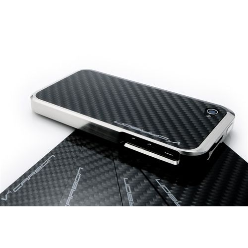 Element Case Carbon Fiber Backplate for iPhone 4/4S
