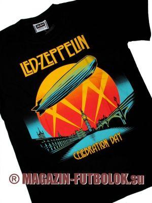Абсолютно новая Футболка Led Zeppelin Celebration Day