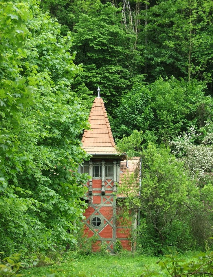 Lillafüred - House in the nature