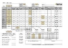 Concrete Mix Design Calculator - SYNTHEON Inc