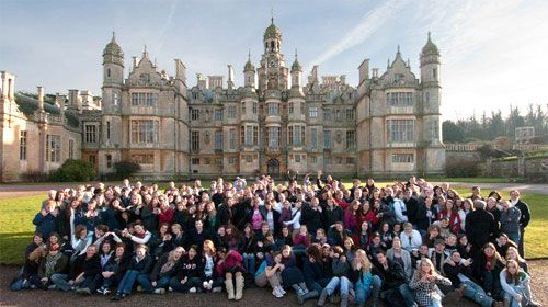 Harlaxton College - Study Abroad - University of Evansville