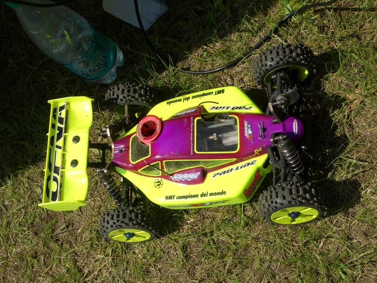 Ofna Nitro RC Buggy I would like to see more of this because its very interesting
