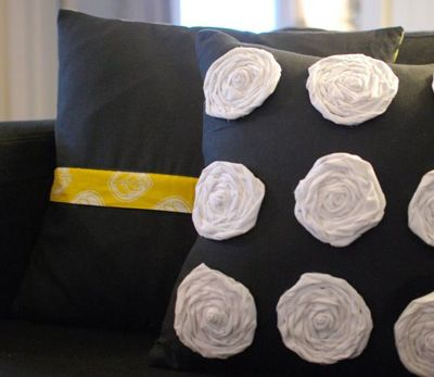 How to Add a Zipper to a Pillow « by Autum of Creative Little Daisy for Sew,Mama,Sew! Blog