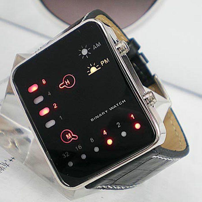 Wholesale Product Snapshot Product name is Vosicar 2016 Sıcak Satış Kadınlar Mens Watch Dijital Kırmızı LED Spor Bilek İzle İkili Kol PU Deri