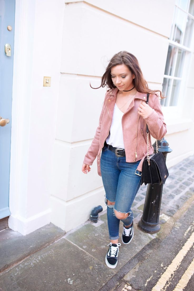 Pink Primark Jacket Outfit- Pink Jacket Outfit, Primark, Spring Outfit, Spring, Dizzybrunette3